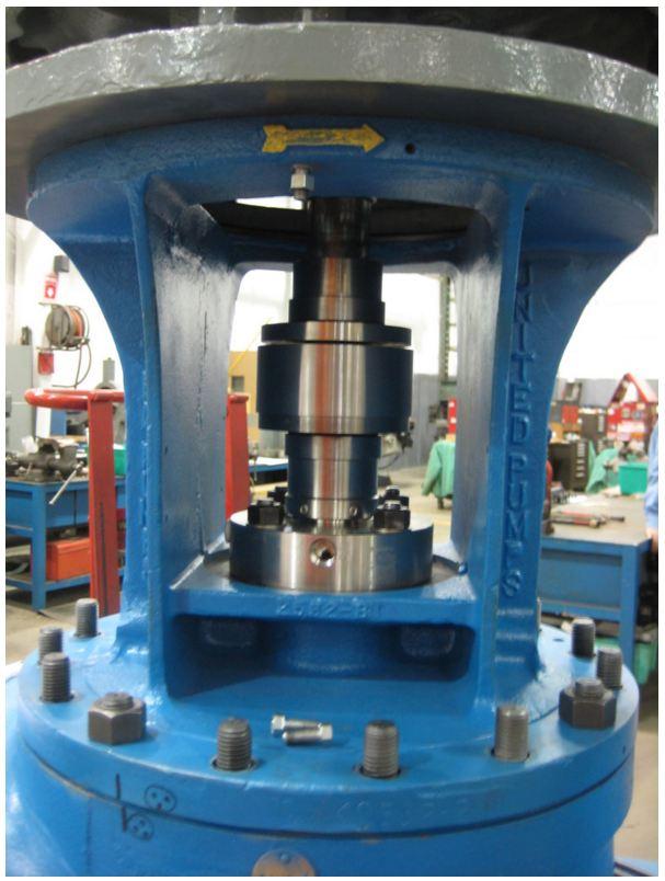 Vertical Pump Coupling Rigid By Couplingcorpcoupling Corp