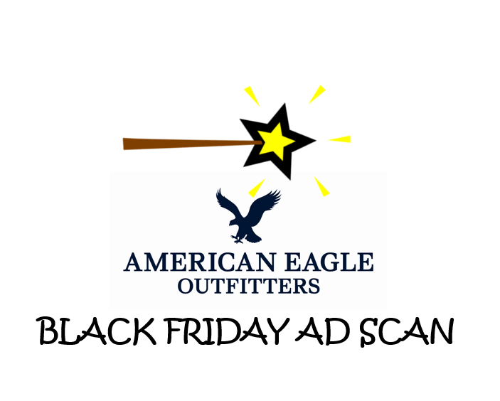 Black Friday American Eagle Outfiters Ad Scan for 2017