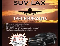 SUV 2 LAX, Granada Hills, coupons, direct mail, discounts, marketing, Southern California