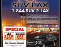 SUV 2 LAX, Moorpark, coupons, direct mail, discounts, marketing, Southern California
