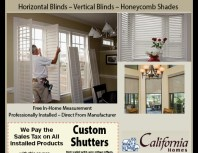 Shutters and Shades 4U, Moorpark, coupons, direct mail, discounts, marketing, Southern California