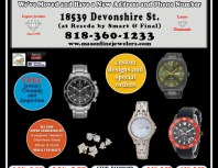 Mason Fine Jewelers, Porter Ranch, coupons, direct mail, discounts, marketing, Southern California