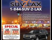 SUV 2 LAX, Porter Ranch, coupons, direct mail, discounts, marketing, Southern California