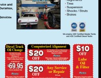 Rick's Automotive, Porter Ranch, coupons, direct mail, discounts, marketing, Southern California