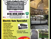 Universal Iron Works, Porter Ranch, coupons, direct mail, discounts, marketing, Southern California