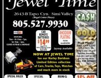 Jewel Time, Simi Valley,, coupons, direct mail, discounts, marketing, Southern California