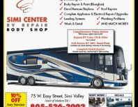 Simi Center RV Repair, Simi Valley,, coupons, direct mail, discounts, marketing, Southern California