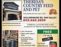 Theresa's Country Feed and Pet, Simi Valley,, coupons, direct mail, discounts, marketing, Southern California