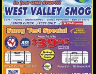 West Valley Smog, Simi Valley,, coupons, direct mail, discounts, marketing, Southern California
