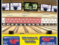 Harley's Valley Bowl, Simi Valley,, coupons, direct mail, discounts, marketing, Southern California