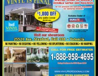 Vinyl Professionals, Simi Valley,, coupons, direct mail, discounts, marketing, Southern California