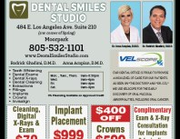 Dental Smiles Studio, Simi Valley,, coupons, direct mail, discounts, marketing, Southern California