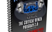 Critical Bench coupon code