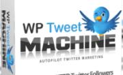 WP TweetMachine screenshot