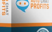 Auto chat profits software screenshot