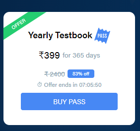 Testbook Yearly Pass
