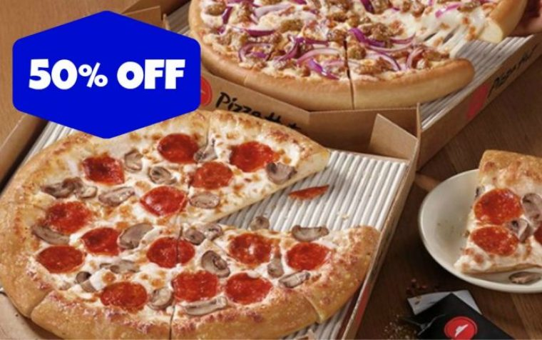 Pizzahut Coupon and Promo Codes December 2019 1