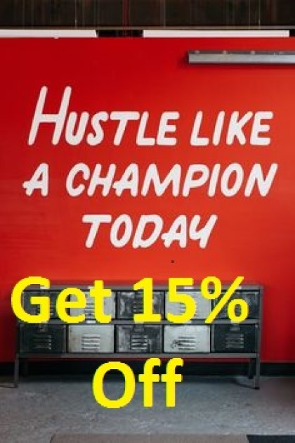 Charlie Hustle Coupon Amazing Discount