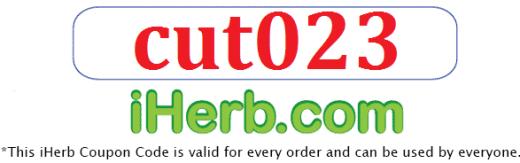 IHerb Promo Code Get Discount