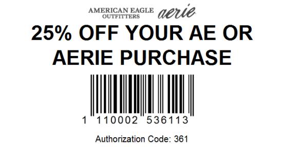 Aerie Promo Code Get 45% Discount