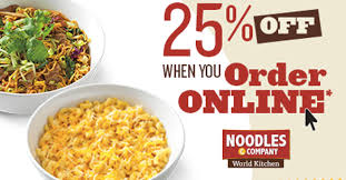 Noodles And Boo Live Coupon & Deals