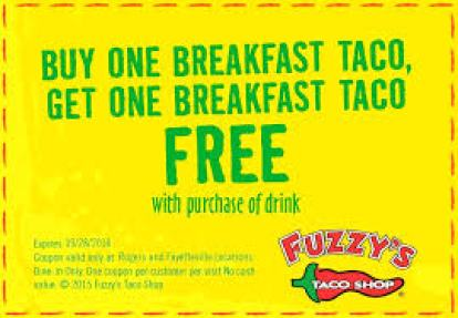 Fuzzys Taco Coupon Get extra saving