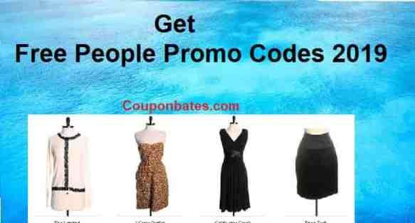 free people promo codes 2019