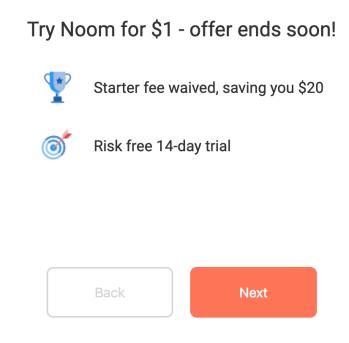 Noom Discount Code Get 45% Discount