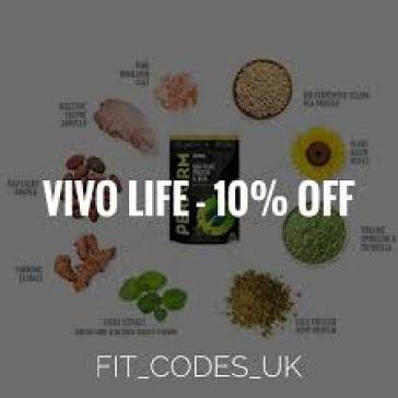 Vivo Life Discount Code 10% Discount