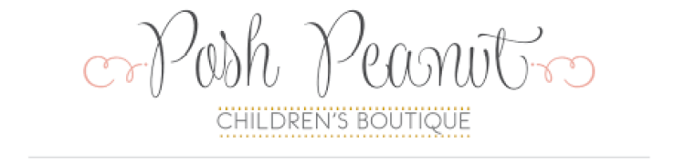 Posh Peanut Coupon for discount