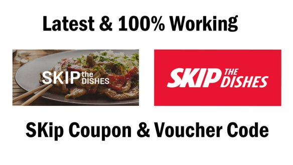 Skip The Dishes Coupon For amazing discount