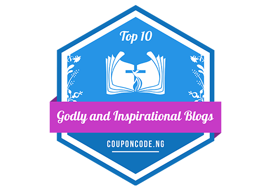Banners for Top 10 Godly and Inspirational Blogs