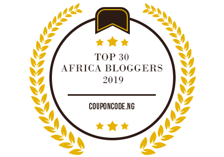 Banners for Top 30 African Bloggers 2019