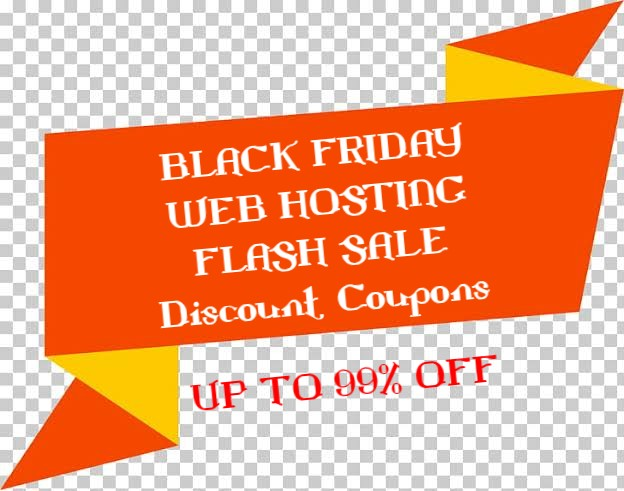 Black Friday Web Hosting Flash Sale 2019 Deals Discount Coupon