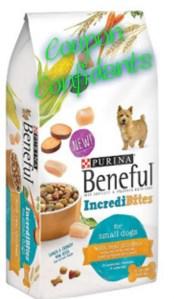 $1.50 Beneful dog food at Pet Smart
