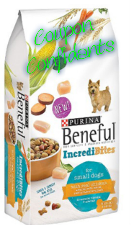 $1.50 Beneful dog food at Pet Smart