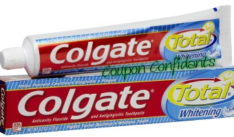 Money Maker~Colgate toothpaste~Walgreens