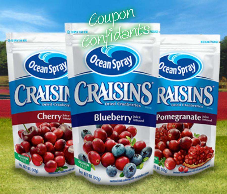CHEAP deal on Craisins!