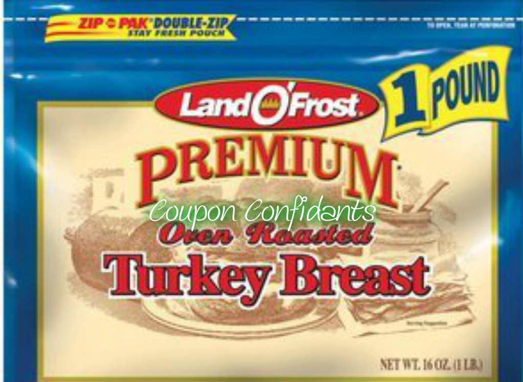 Winn Dixie Deal~Land O'frost Lunch meat