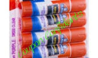 .99 for 6pk of Glue Sticks @ Target