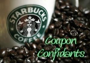 NEW Starbucks Printables!