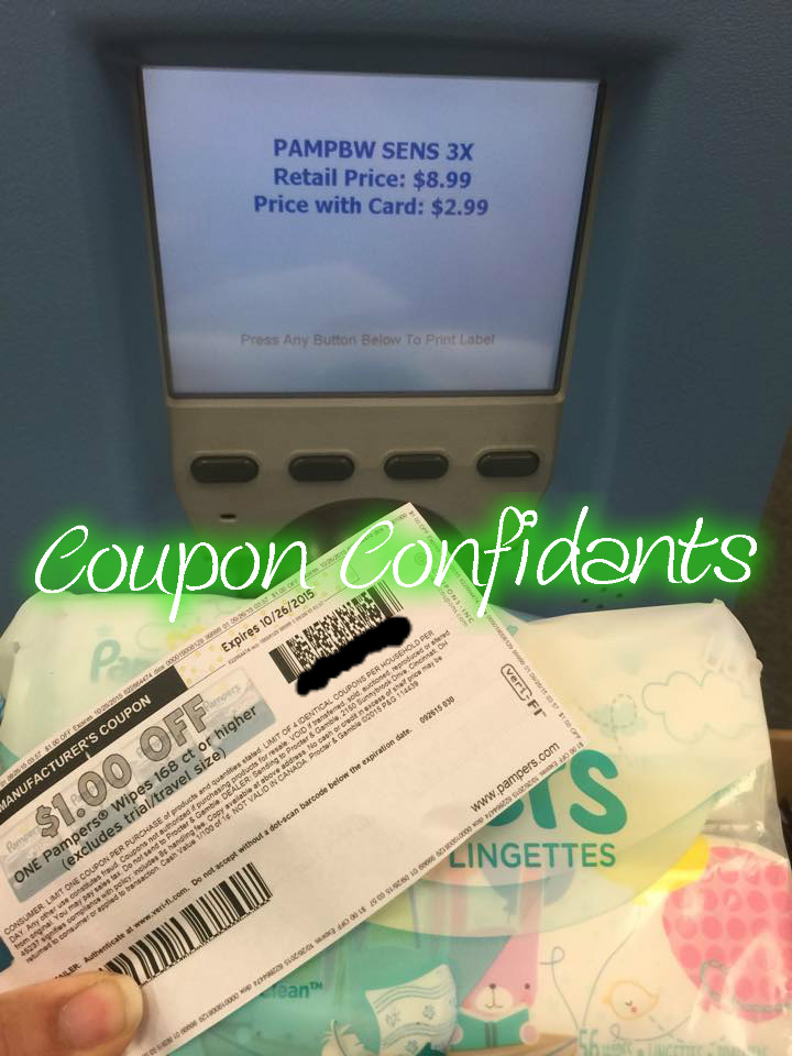 HOT HOT DEAL~ Pampers 168ct @ CVS