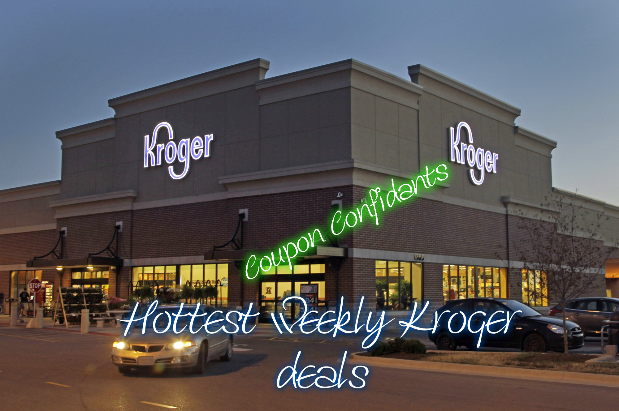 Kroger - Nov 29 - Dec 5 (Buy 4, Save $4 Sale!)