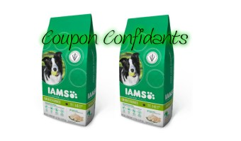Stock up prices on Iams Dog food at Target this week!