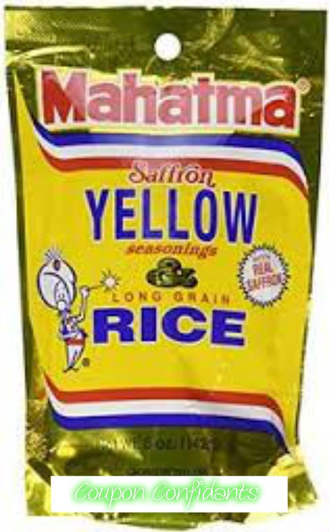 Money Maker on Mahatma rice at Publix