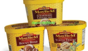 Mayfield Ice Cream $1.50 – Winn Dixie and Bi-lo