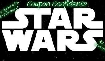 Walmart's BRAND NEW~Star Wars~!