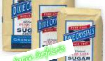 Great deal on sugar at Winn Dixie!