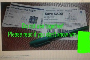 BOGO COUPONS – How to use correctly!