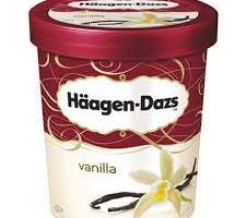Haagen Daz Ice Cream Publix $1.82!